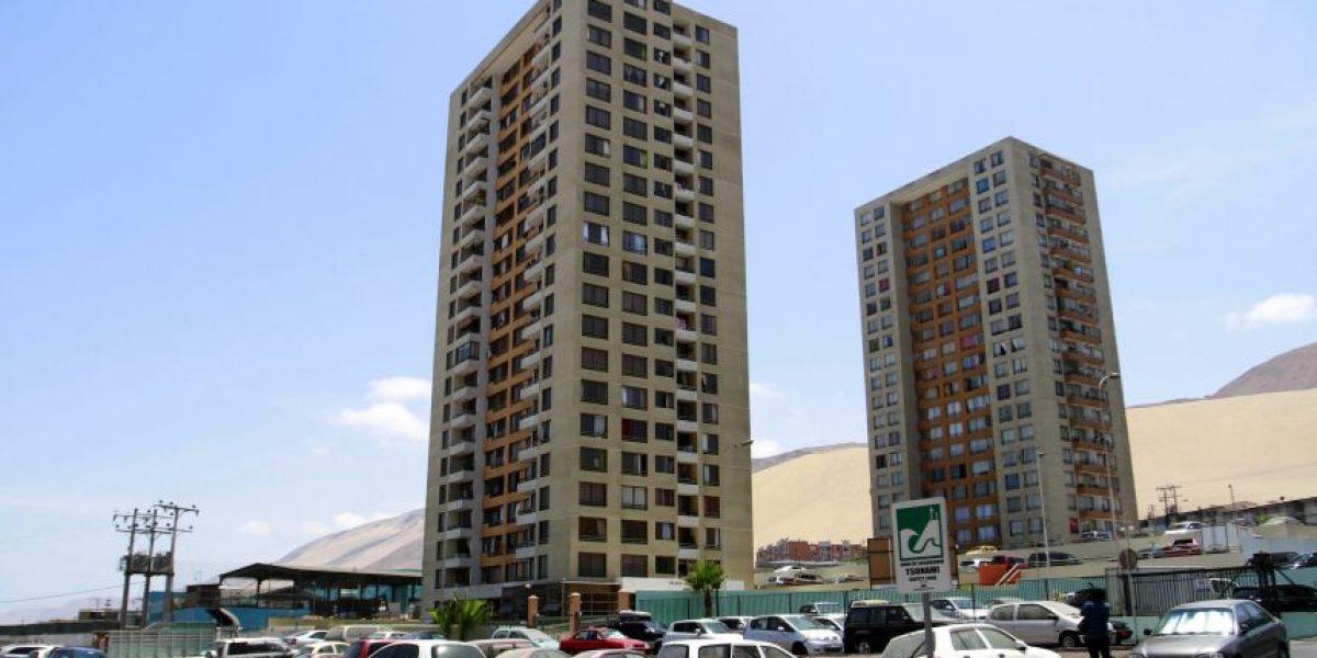 Iquique: niño fallece tras caer de un piso 15