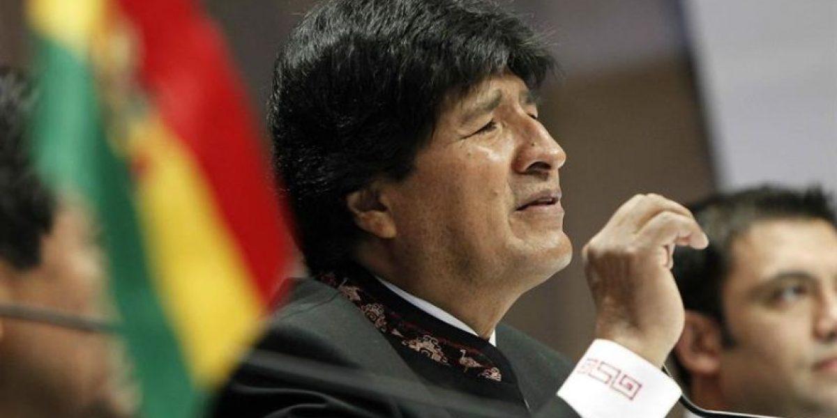 """Evo Morales respondió a Canciller: """"Quien rechaza el diálogo quiere decir que no tiene razón"""""""