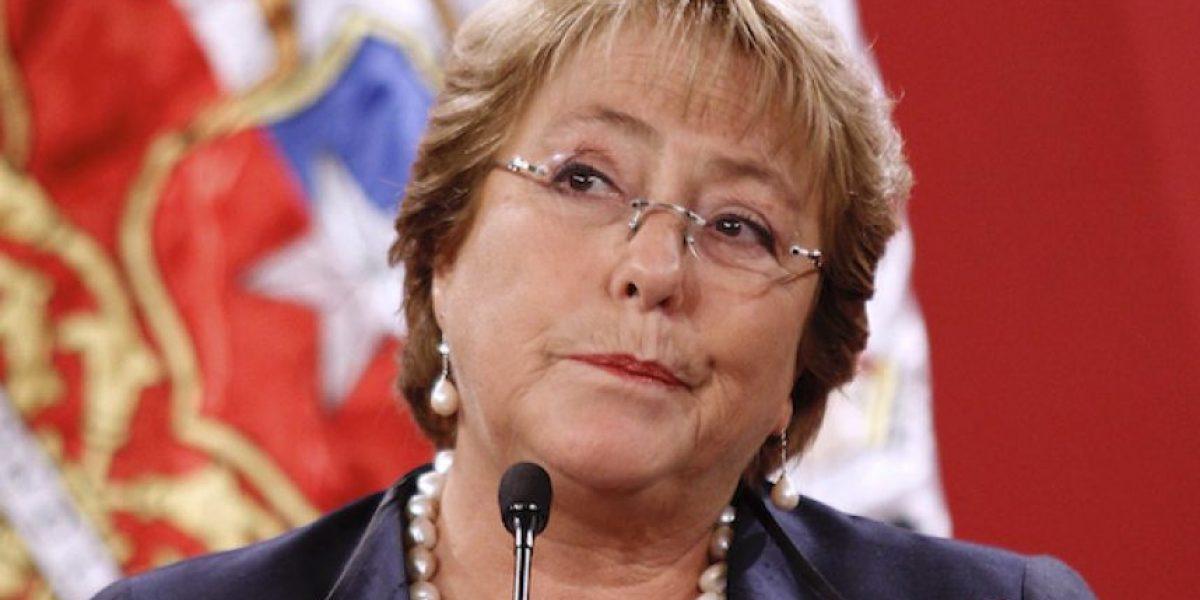 Adimark: Alianza logra rechazo histórico y se frena la caída de popularidad de Bachelet