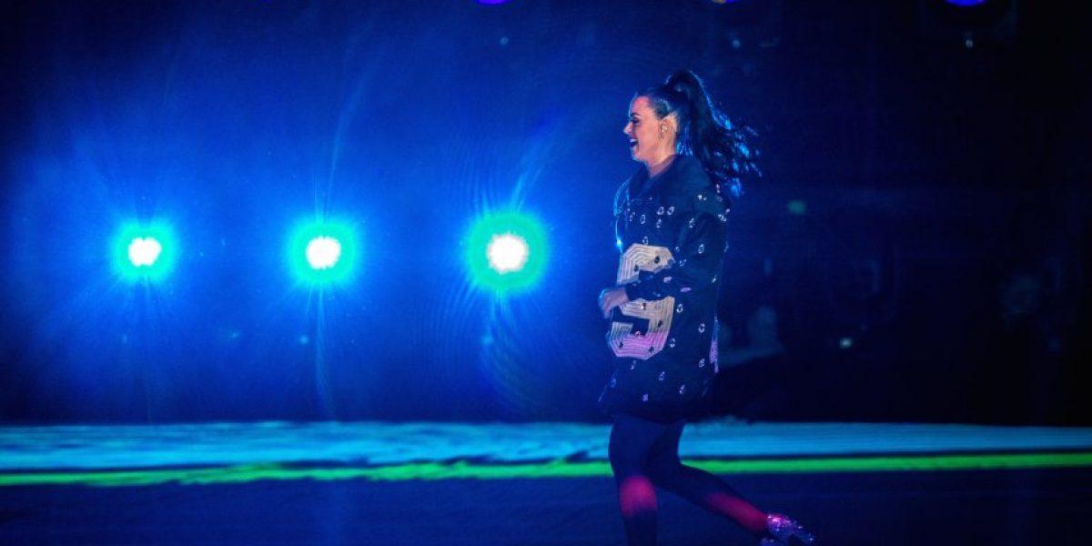 VIDEO: El impresionante show de Katy Perry en
