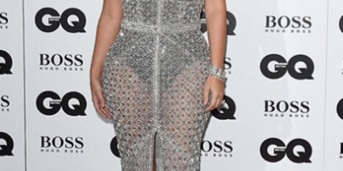 Filtran extraña foto de Kim Kardashian en la muestra su trasero desnudo