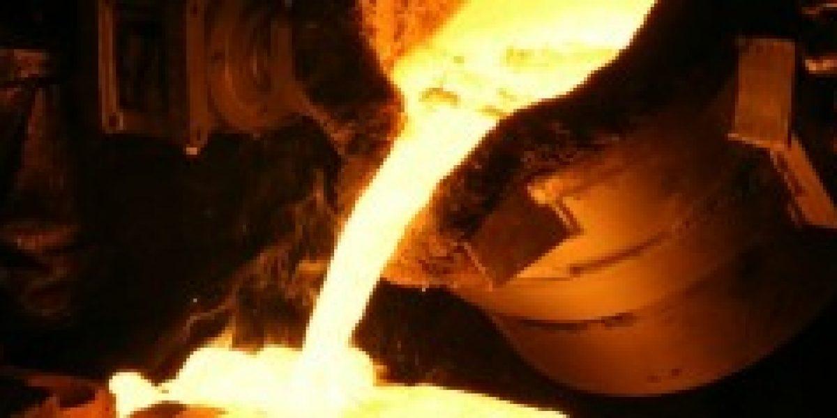 El cobre cierra la jornada con una importante alza en su valor