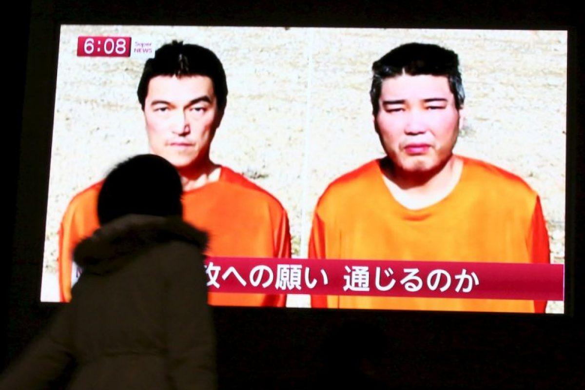 Yukawa fue asesinado en enero de este año. Foto:AP. Imagen Por: