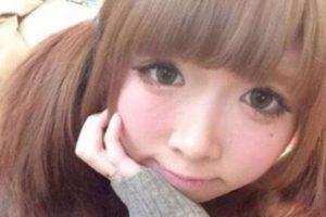 Es japonesa y como muchas mujeres de su edad, se maquilla para parecer distinta. Foto:ebaumsworld. Imagen Por: