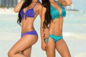 Mariana y Camila Dávalos Foto:Twitter. Imagen Por: