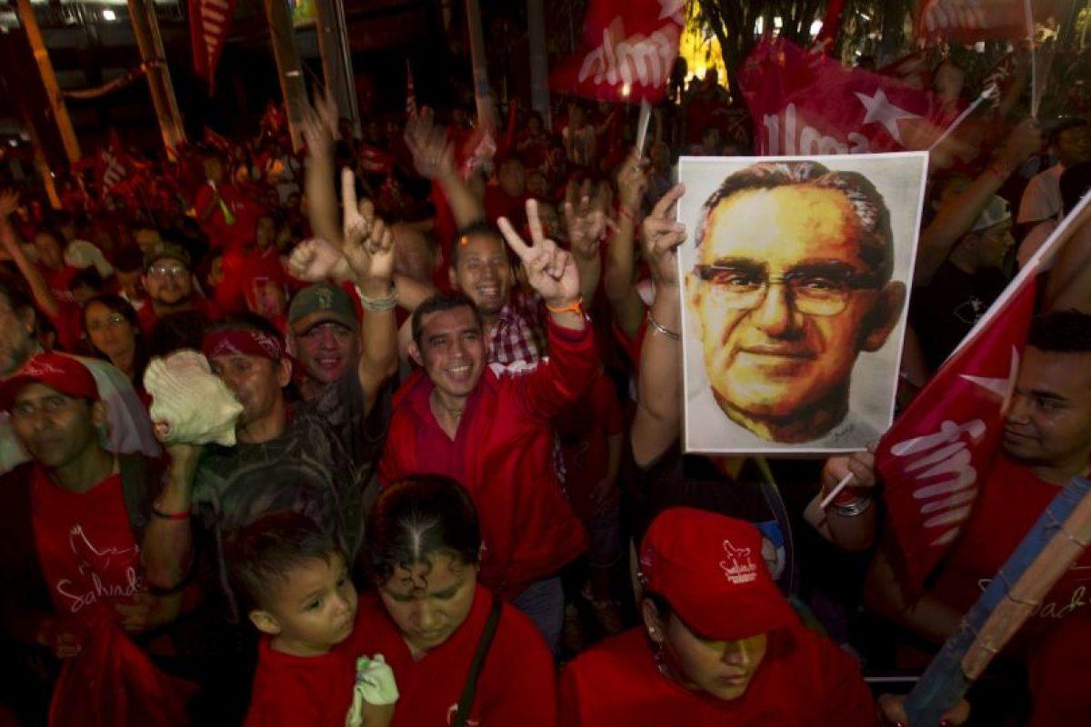 """Era conocido por el pueblo como """"La voz de los sin voz"""" Foto:AP. Imagen Por:"""