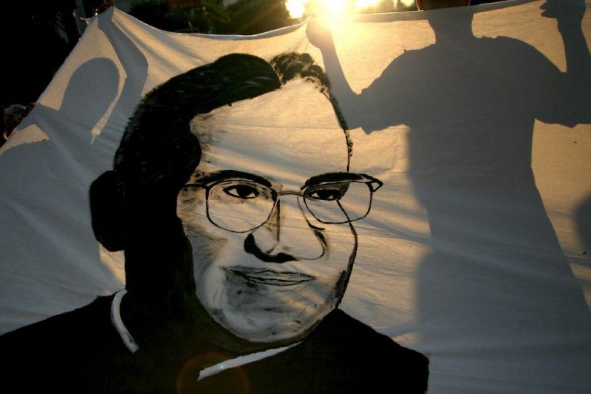 Es reconocido por su activismo en pro de los derechos humanos Foto:AP. Imagen Por: