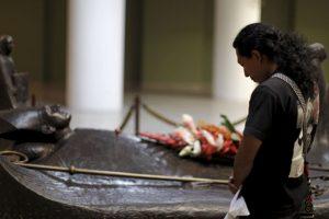 """La ONU declaró el día de su muerte como el """"Día Internacional del Derecho a la Verdad en relación con Violaciones Graves de los Derechos Humanos y de la Dignidad de las Víctimas"""". Foto:AP. Imagen Por:"""