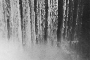 Salto del Laja, año 1967. Foto:Fotos Históricas de Chile. Imagen Por: