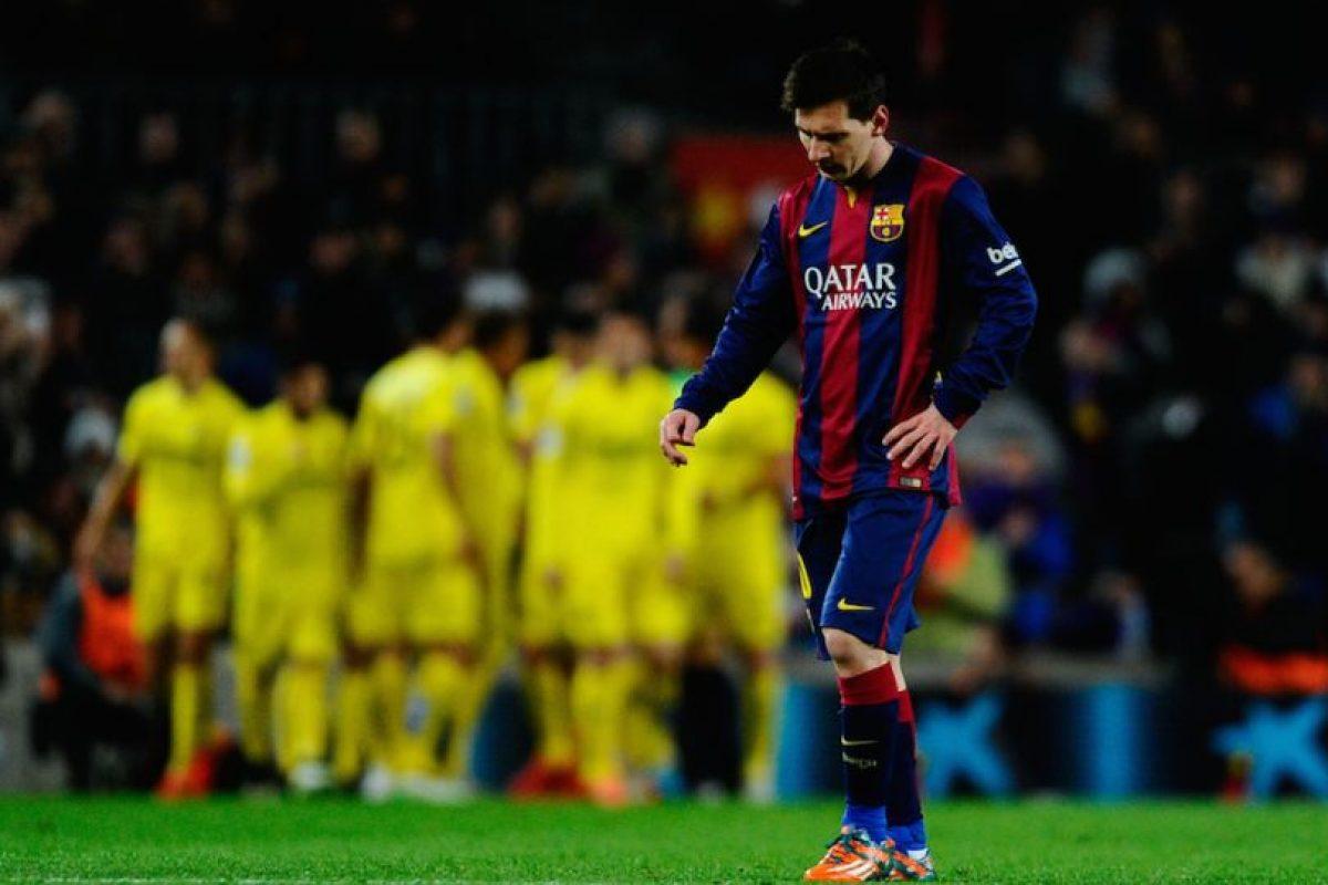 El Barcelona comenzó perdiendo. Foto:Getty Images. Imagen Por: