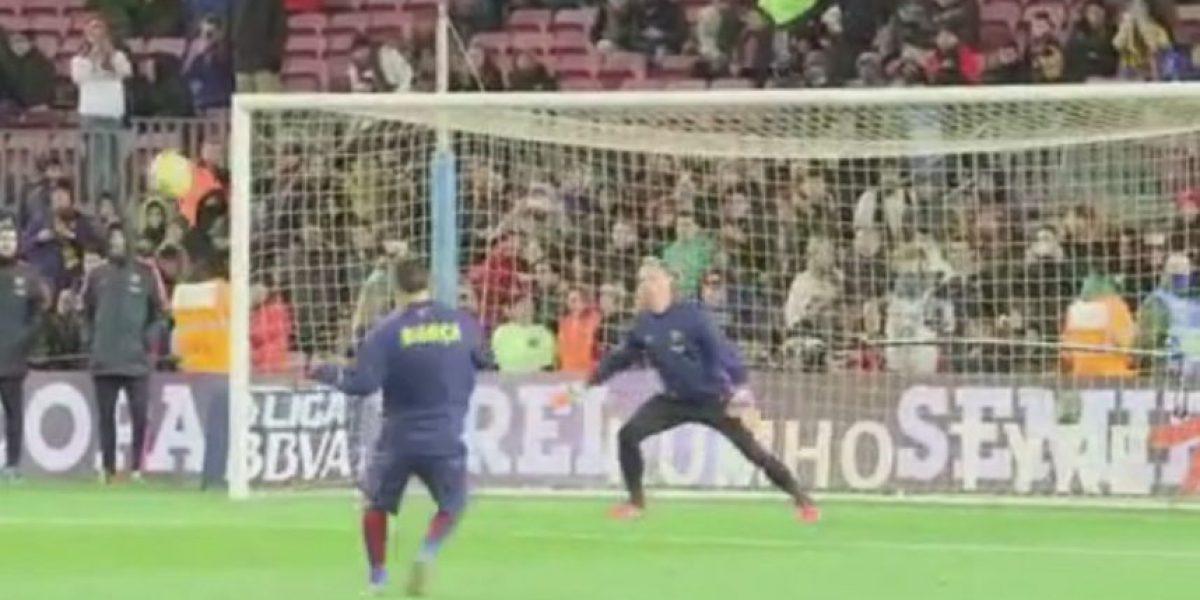 VIDEO: Este es el golazo de Lionel Messi que nadie vio