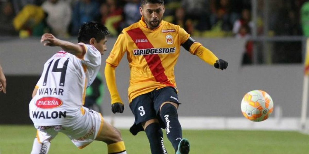 ¿A Bolivia? The Strongest queda a un paso de ser el rival de la U en la Libertadores