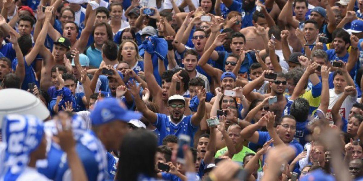 Policías brasileños a la cárcel por presunta participación en la muerte de un hincha