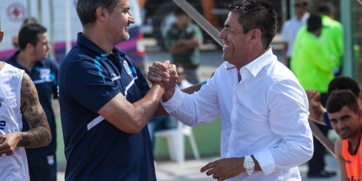 Ya no es sorpresa: San Marcos derrotó a Antofagasta y se mete en la pelea en la zona alta