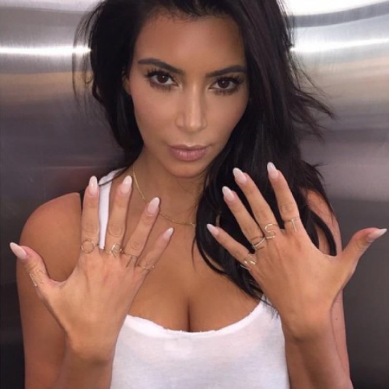 . Imagen Por: Instagram Kim Kardashian