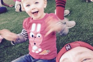 Greg Wickherst tiene una hija de 3 años, Izzy. Foto:Facebook/Greg Wickherst. Imagen Por: