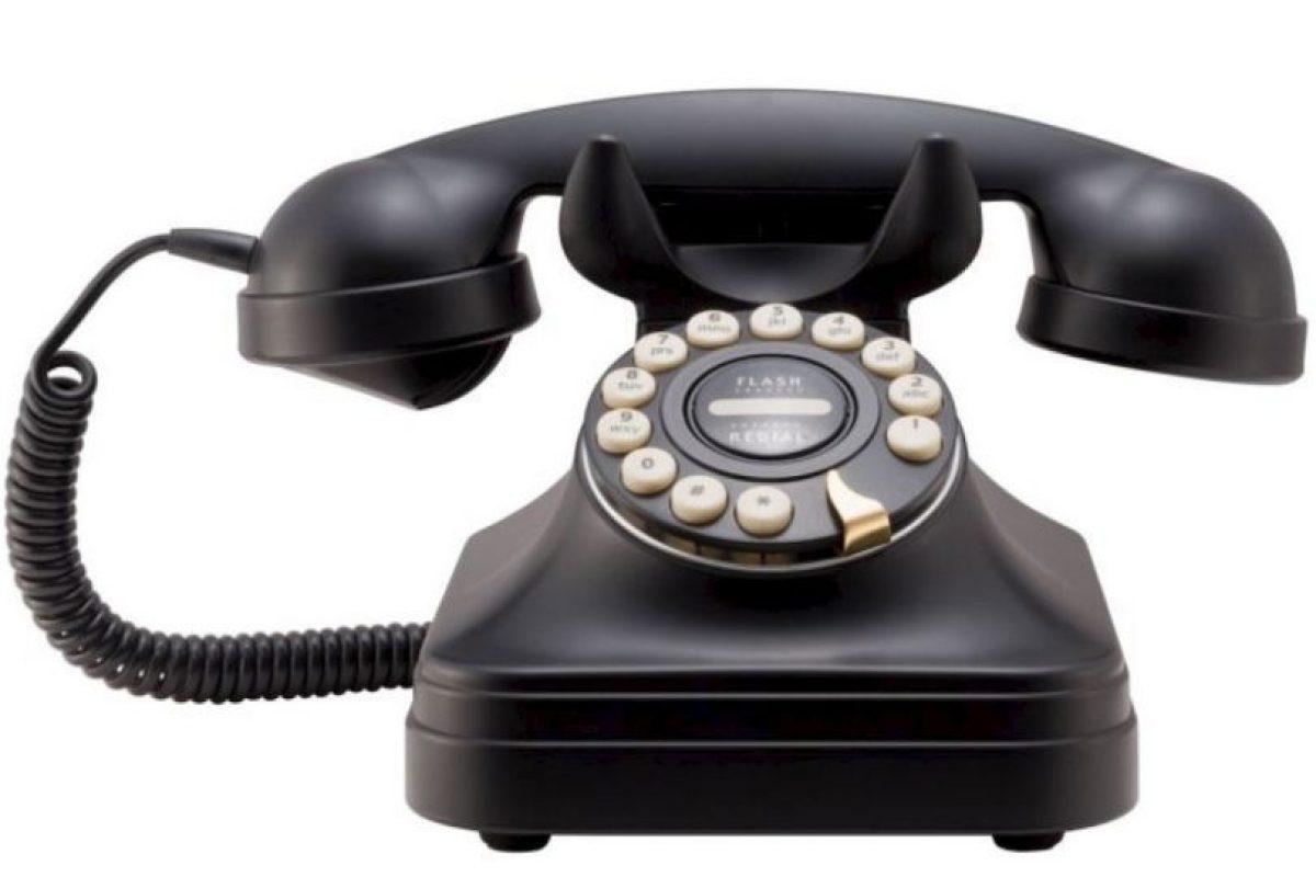 2. Un muerto llama por teléfono Foto:Wikimedia. Imagen Por: