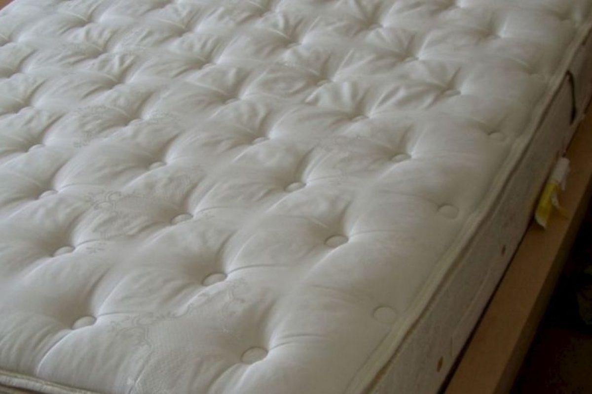 5. Un cadáver dentro del colchón Foto:Wikimedia. Imagen Por: