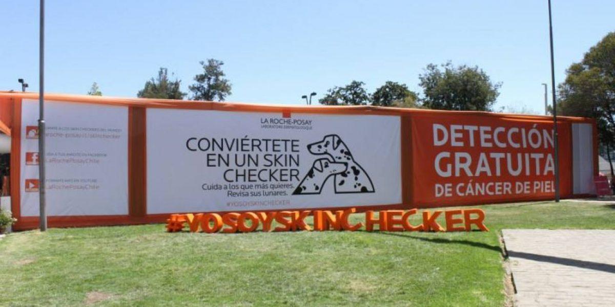Cáncer de piel: La Roche-Posay lanzó la campaña