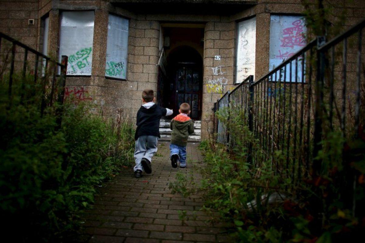 7. Muchos niños son objeto de maltrato psicológico (también llamado maltrato emocional) y víctimas de desatención. Foto:Getty. Imagen Por: