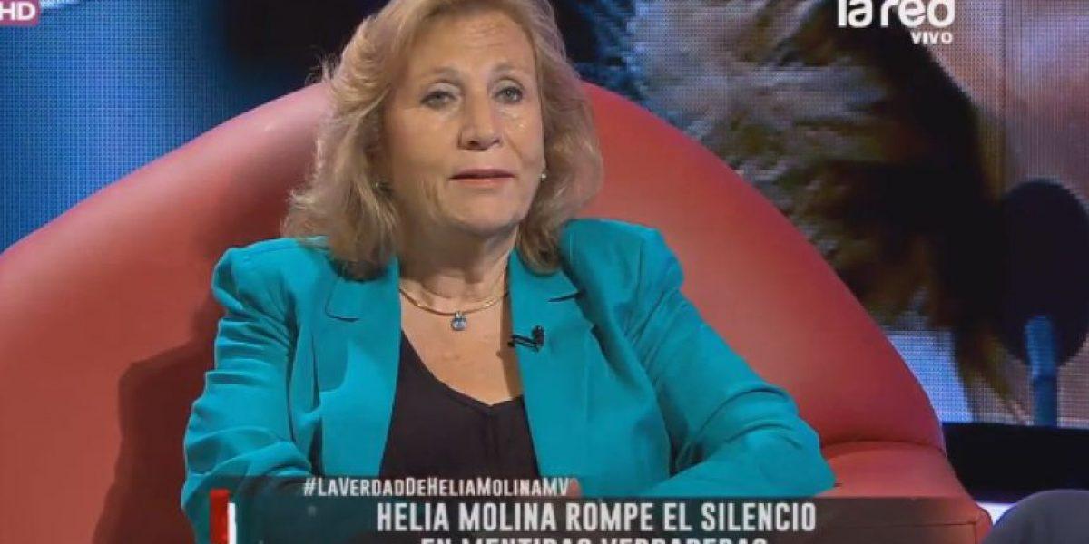 Helia Molina sobre el aborto: