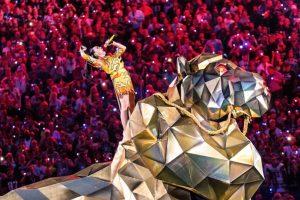 """Katy Perry es mejor conocida como """"Hermana fruta"""" Foto:Getty Images. Imagen Por:"""