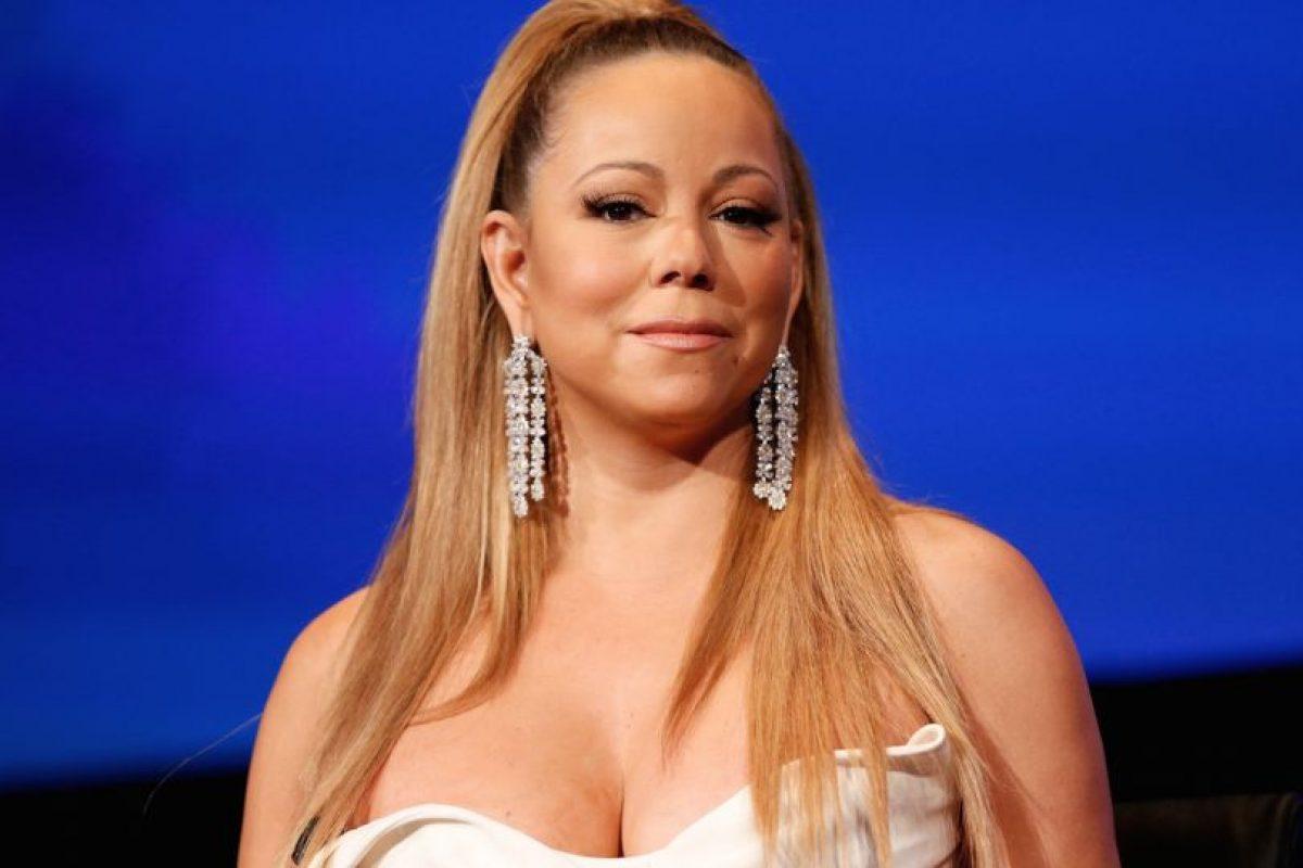 """En china la expresión """"la vagina de la vaca"""" o """"Niubi"""" se refiere a algo muy impresionante, por ello mencionar que Mariah es una """"hermana vaca"""" es uno de los mejores cumplidos que se puedan recibir. Foto:Getty Images. Imagen Por:"""