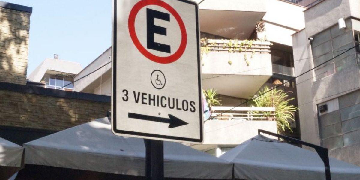 Lanzan campaña para respetar estacionamientos para personas en situación de discapacidad
