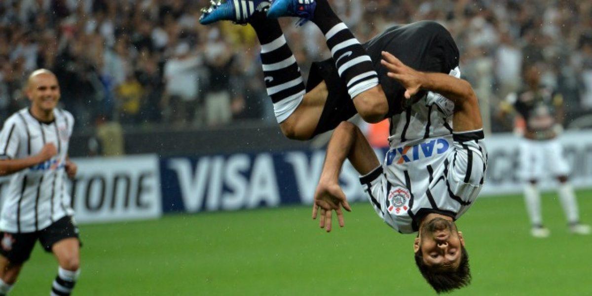 Copa Libertadores: Revisa la goleada del Corinthians y el ajustado triunfo del Táchira