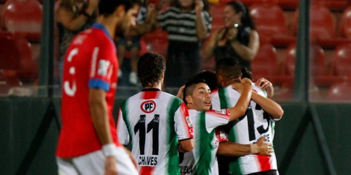 Va por la hazaña: Palestino volvió a la Libertadores con victoria ante Nacional