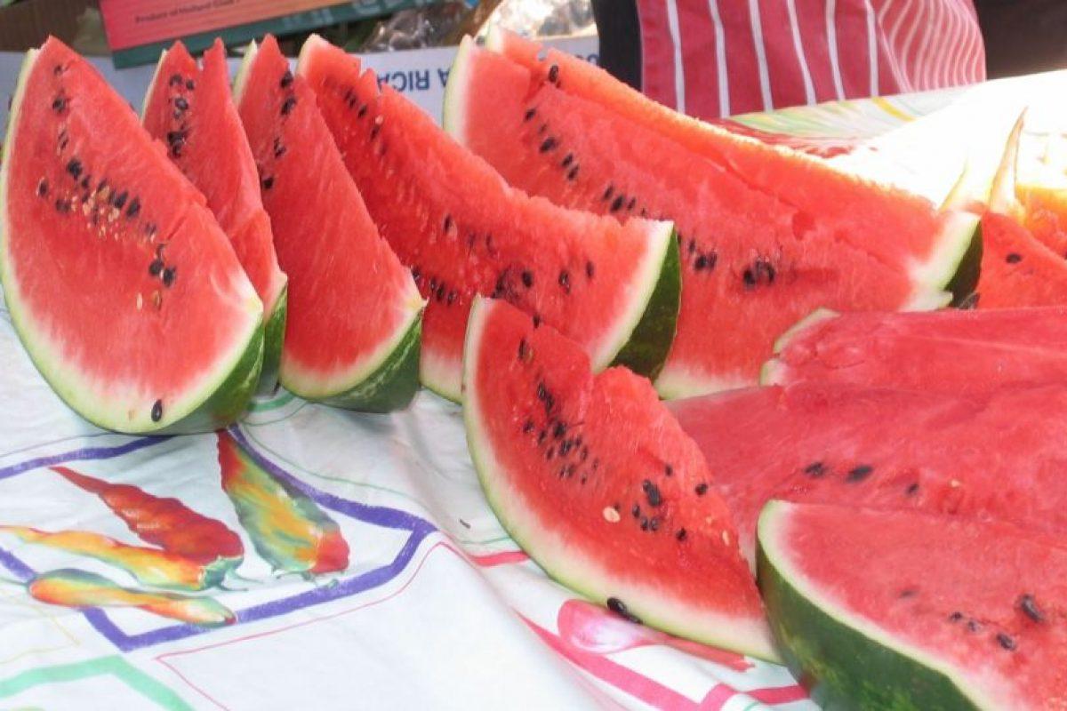Esto se debe a la citrulina y arginina, sustancias que propician la producción de óxido nítrico Foto:Tumblr.com/tagged-sandía. Imagen Por:
