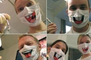 Odontólogos sonrientes Foto:Imgur. Imagen Por: