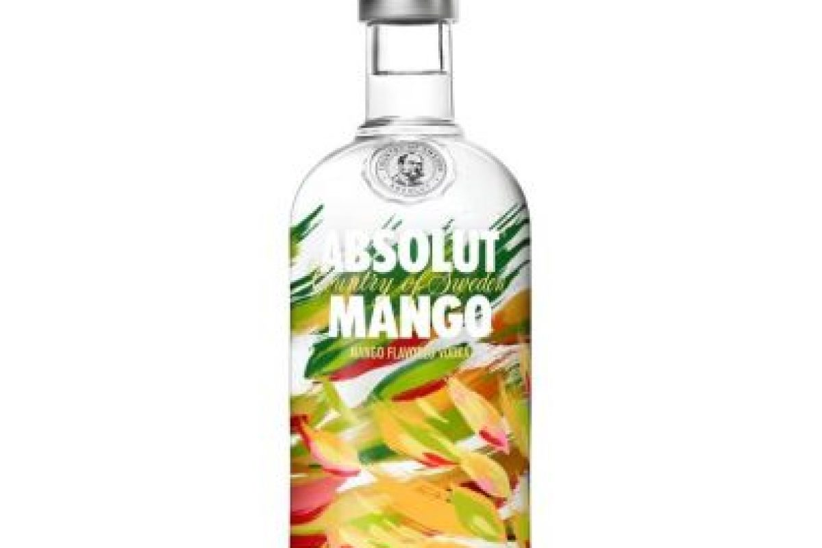 Absolut Mango Foto:Cortesía. Imagen Por: