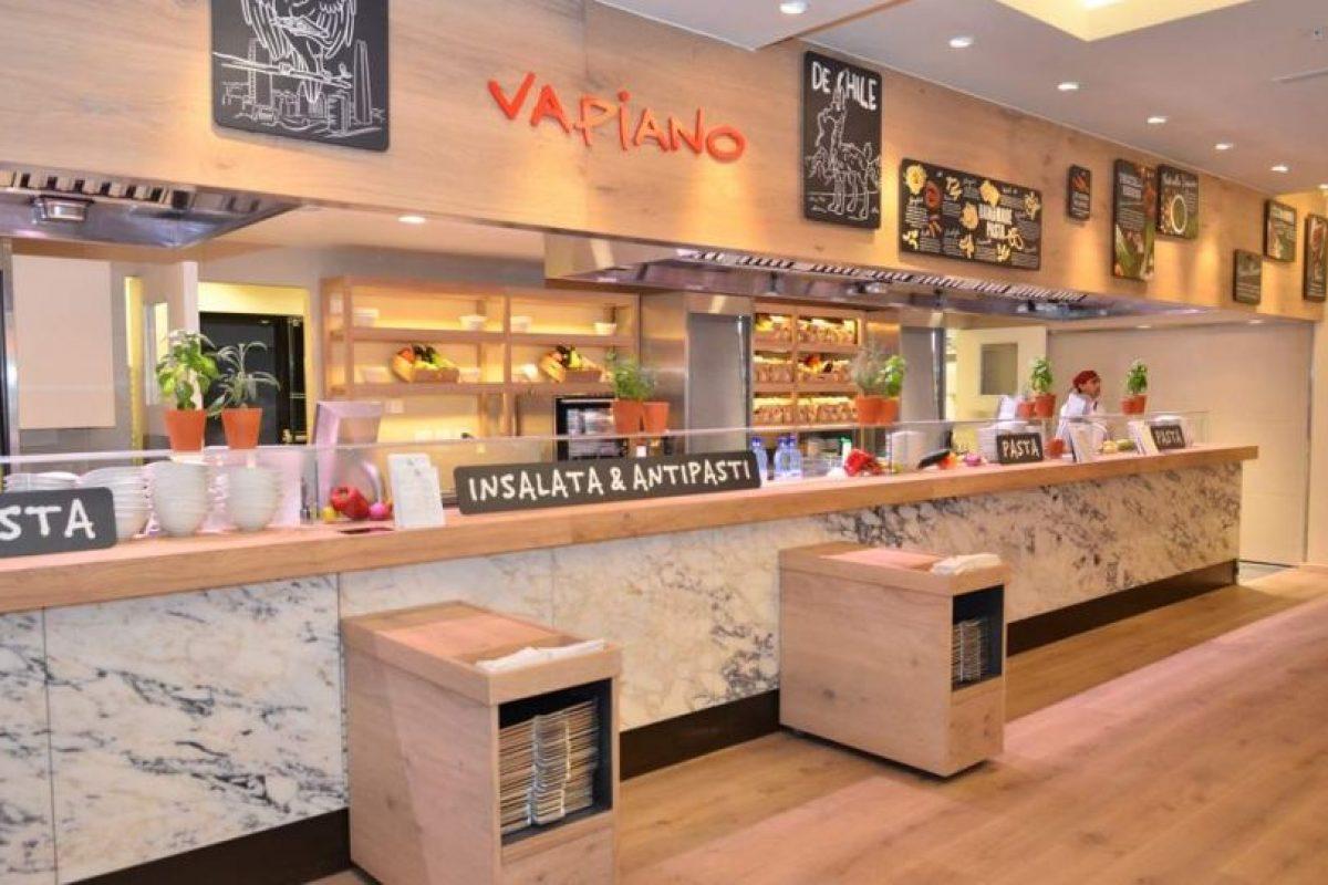 Restaurant Vapiano Foto:Cortesía. Imagen Por: