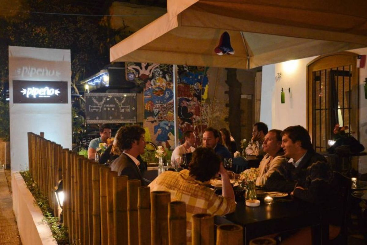Restaurant Pipeño Foto:Cortesía. Imagen Por: