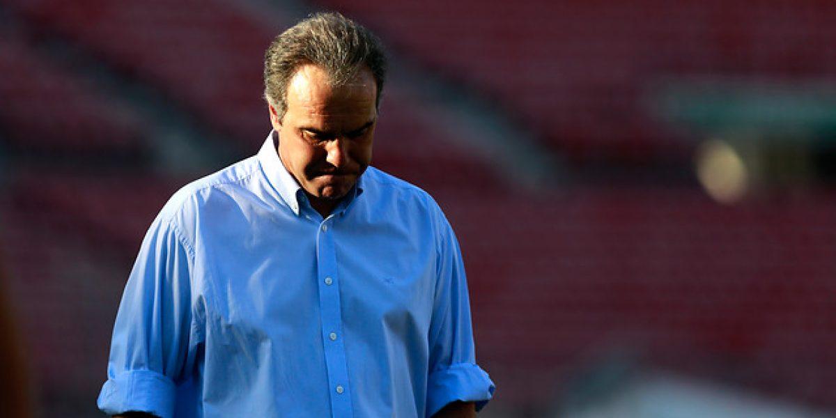 Lasarte no descarta dosificar en la Libertadores: