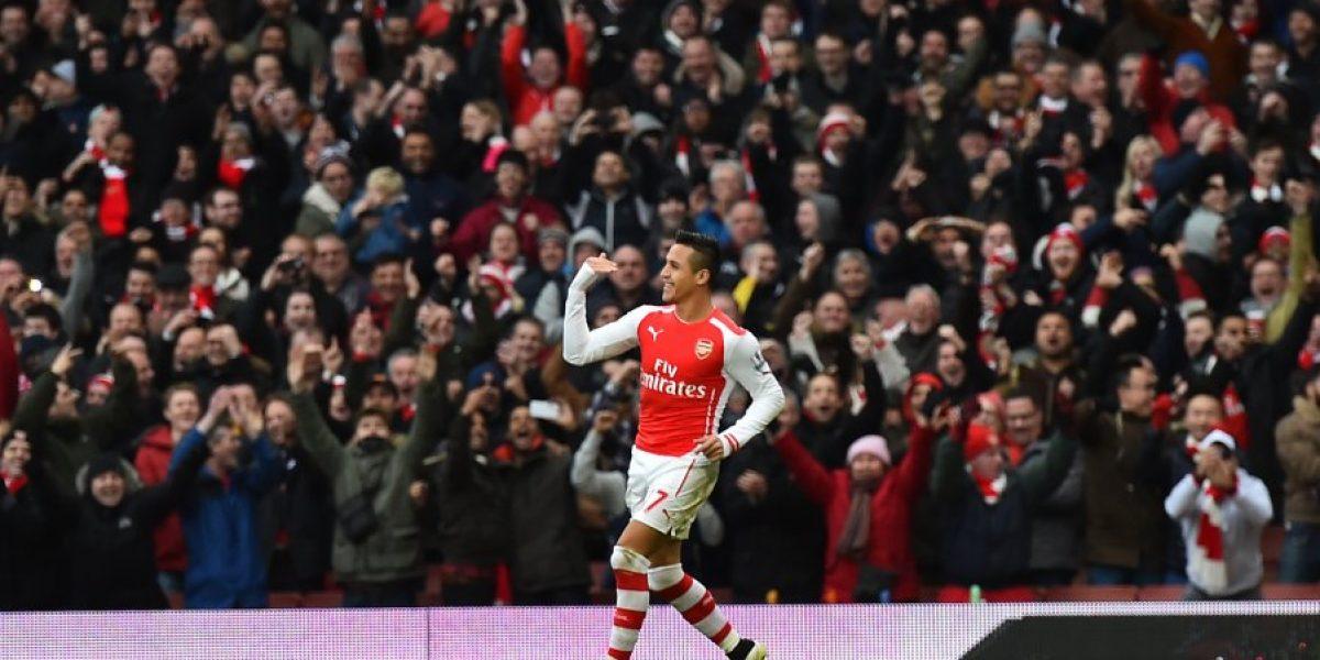 Wenger dice que Alexis