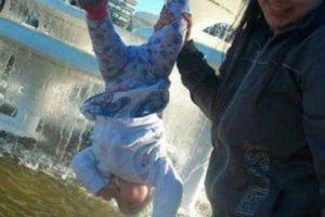 Porque poner a tu hijo en riesgo o darle mal ejemplo no es cool. Foto:SeriouslyForReal. Imagen Por: