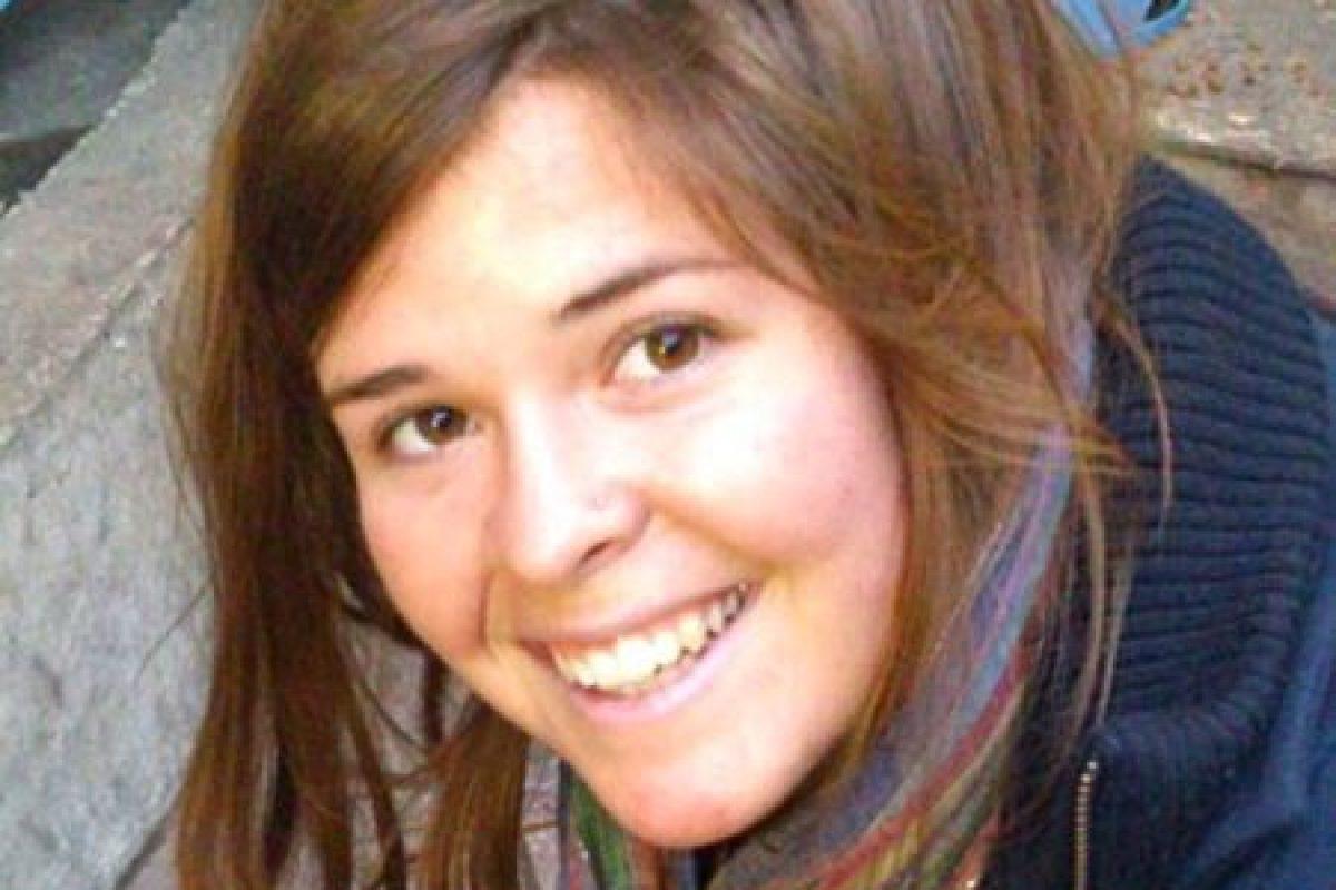 El Estado Islámico aseguró que la joven murió tras los ataques aéreos que Jordania realizó a un almacen de armas. Foto:AFP. Imagen Por: