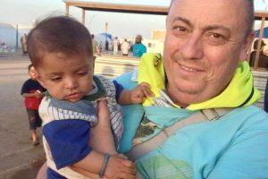 Alan Henning, ciudadano británico. Era taxista, este fue ejecutado el 3 de octubre de 2014. Este fue atrapado mientras realizaba ayuda humanitaria en Siria. Foto:AP. Imagen Por: