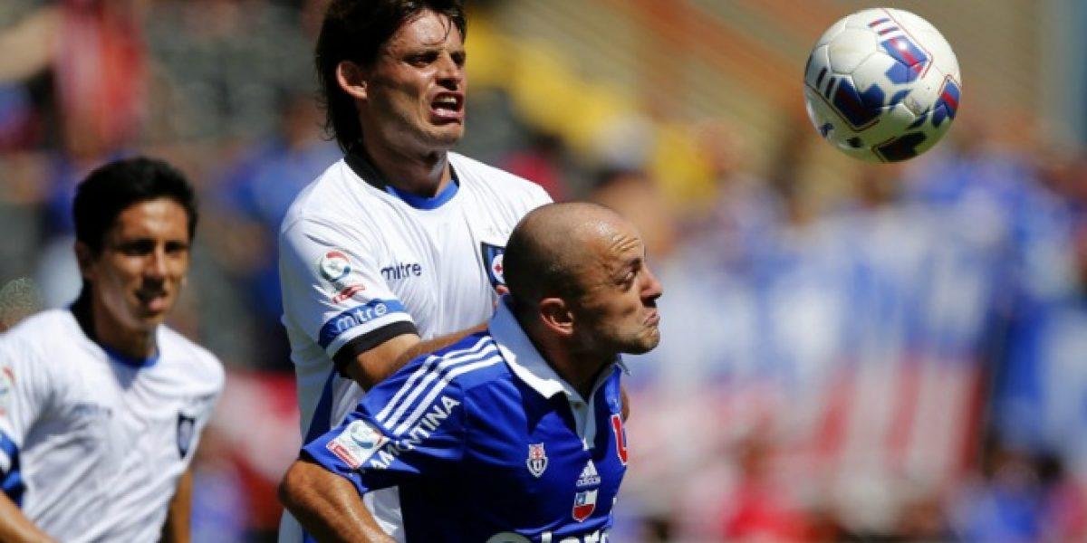 Así vivimos el vibrante empate entre Huachipato y la U en el CAP