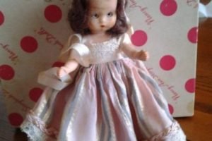La (nueva) novia de Chucky Foto:Etsy. Imagen Por: