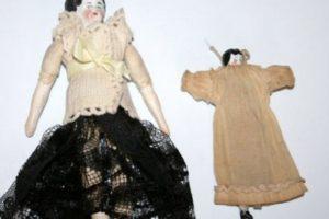 La muñeca perfecta para Merlina Adams Foto:Etsy. Imagen Por: