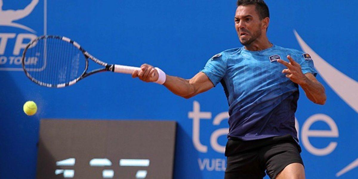 ¡Nunca es tarde! Estrella gana su primer título ATP a los 34 años al coronarse en Quito