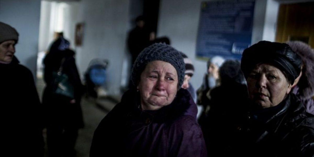 FOTOS: 15 abrumadoras imágenes que la guerra en Ucrania nos ha dejado