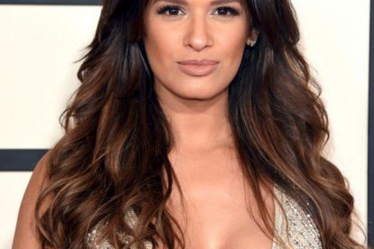 El personaje de TV Rocsi Diaz Foto:Getty Images. Imagen Por: