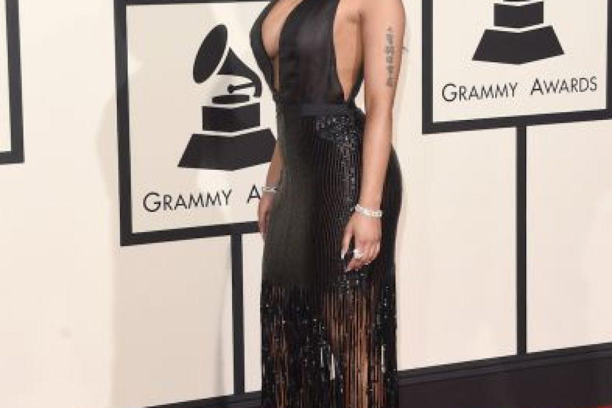 La rapera Nicki Minaj Foto:Getty Images. Imagen Por: