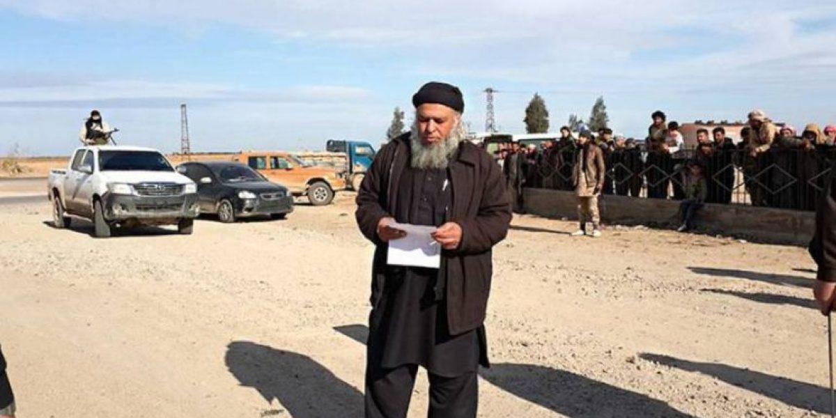 Estado Islámico decapitó a un hombre acusado de brujería