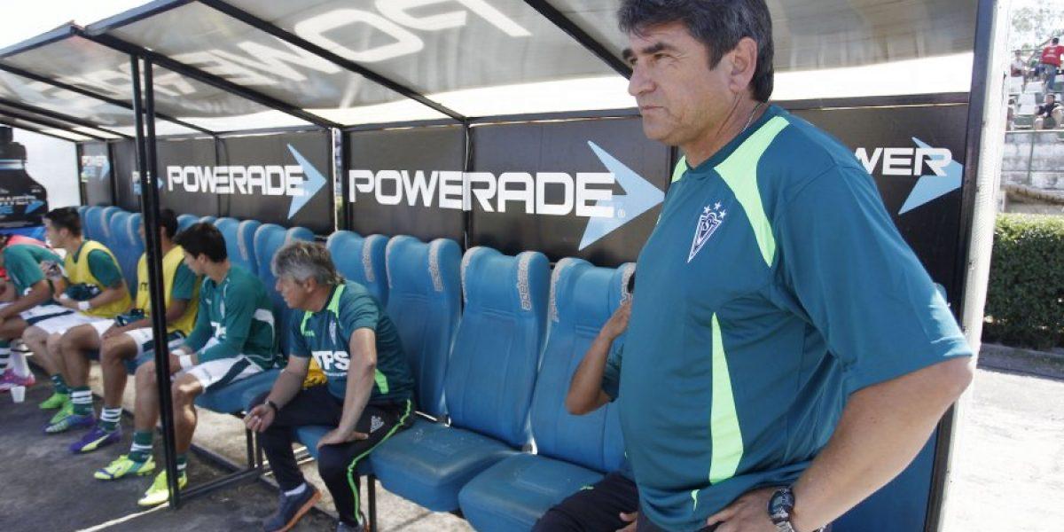En Santiago Wanderers lamentan la falta de refuerzos:
