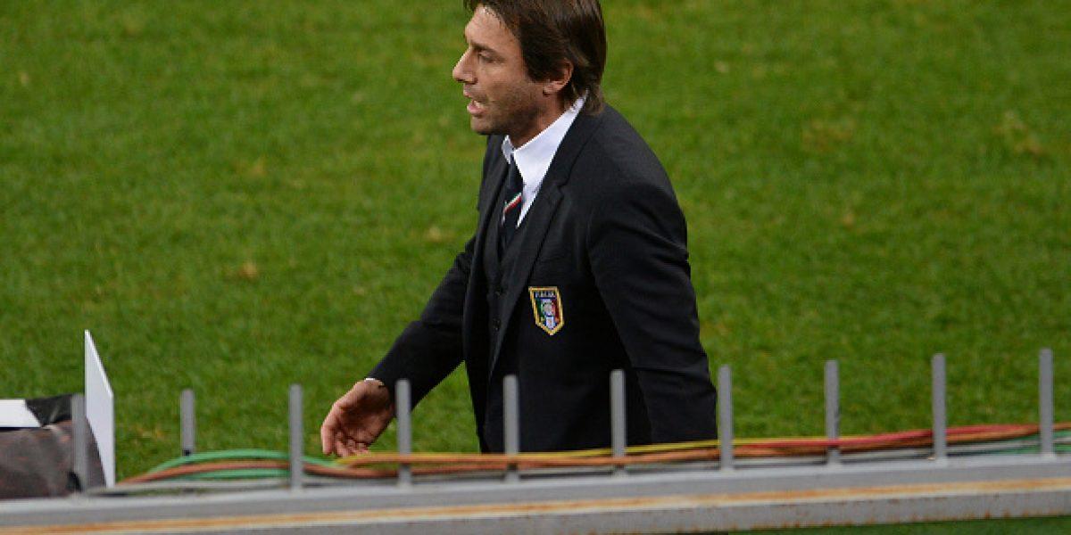 Otra vez: Antonio Conte fue acusado de arreglar partidos